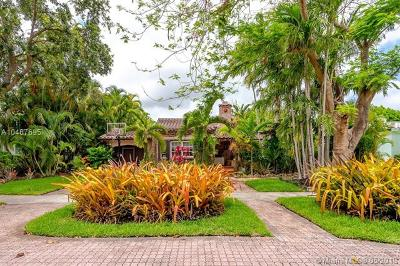 Miami Shores Single Family Home For Sale: 343 NE 99th St