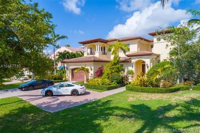 Golden Beach Single Family Home For Sale: 598 Golden Beach Dr