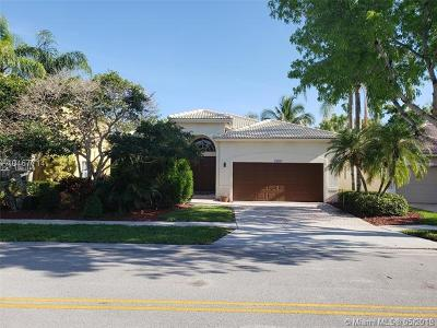 Pembroke Pines Single Family Home For Sale: 17020 NW 19th Ct