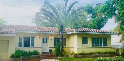 Miami Shores Single Family Home Sold