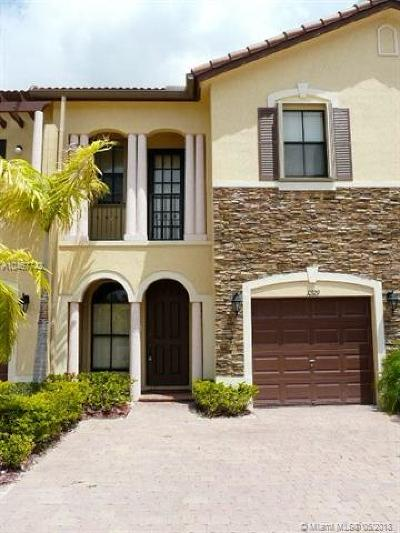Doral Condo For Sale: 10329 NW 32nd Ter #.