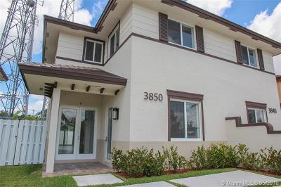 Single Family Home For Sale: 3850 SW 69 Ave
