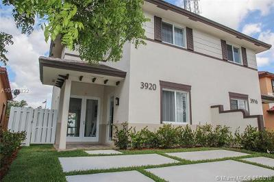 Single Family Home For Sale: 3920 SW 69 Ave