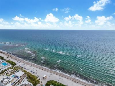 Hallandale Condo For Sale: 1800 S Ocean Dr #3503