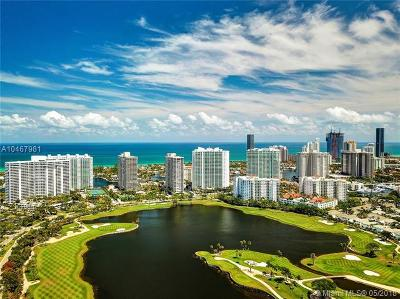 aventura Condo For Sale: 20355 NE 34th Ct #2727