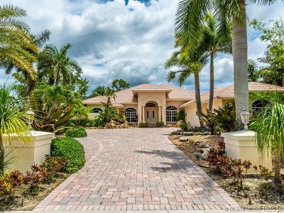 West Palm Beach Single Family Home For Sale: 1160 Breakers West Way