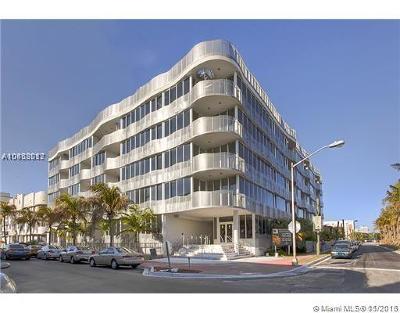 Miami Beach Condo For Sale: 2100 Park Ave #202