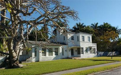 Miami Single Family Home For Sale: 1159 NE 89th St