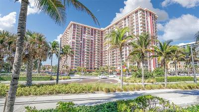 Pompano Beach Condo For Sale: 405 N Ocean Blvd #829