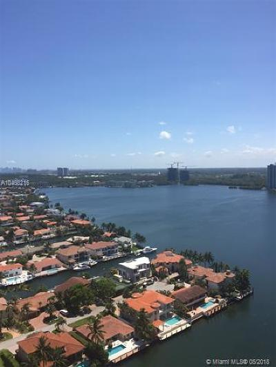 Aventura Condo For Sale: 1000 W Island Blvd #2804