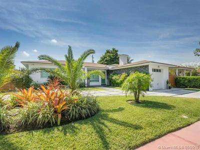 Miami Beach Single Family Home For Sale: 200 N Shore Dr
