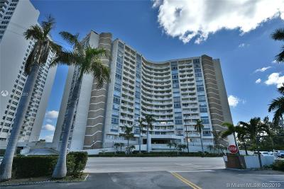 Hallandale Condo For Sale: 3180 S Ocean Dr #1204