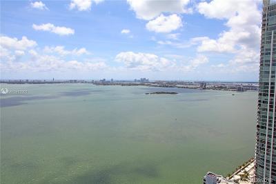 Miami Condo For Sale: 650 NE 32 #3606
