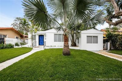 Miami Single Family Home For Sale: 2907 SW 2nd Ave