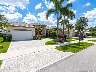 Davie Single Family Home For Sale: 2942 W Abiaca Cir