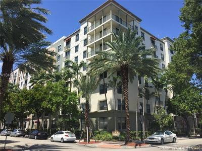 Hollywood Condo For Sale: 1919 Van Buren St #404A