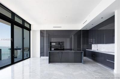 Coconut Grove, Coral Gables, Key Biscayne, Miami, Pinecrest Condo For Sale: 1451 Brickell Ave #LPH4901