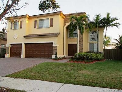 Cutler Bay Single Family Home For Sale: 9486 SW 222nd Ln