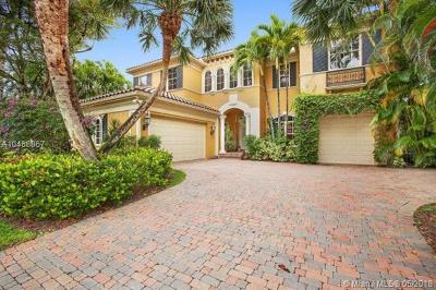 Delray Beach Single Family Home For Sale: 16283 Bristol Pointe Dr