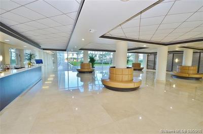 Miami Beach Condo For Sale: 5005 Collins Ave #603
