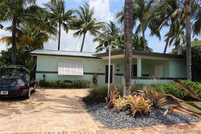 Dania Beach Single Family Home For Sale: 1404 NW Nautilus Isle