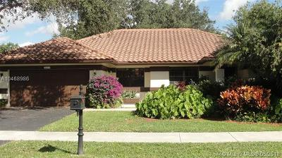 Davie Single Family Home For Sale: 3079 Perriwinkle Cir