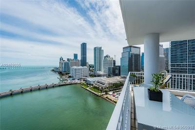 Miami Condo For Sale: 801 Brickell Key Blvd #2401
