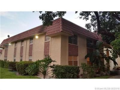 Coral Springs Condo For Sale: 8101 NW 27th St #1