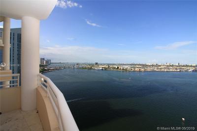 Miami Condo For Sale: 888 Brickell Key Dr #2311