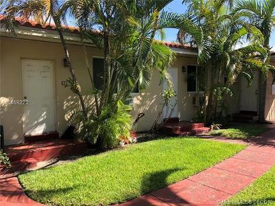 Miami Beach Condo For Sale: 2160 Bay Dr #2-9