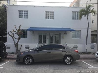 Miami Beach Condo For Sale: 7734 Abbott Ave #103