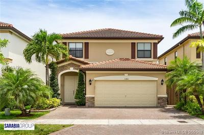 Doral Single Family Home For Sale: 11480 NW 88th Ln