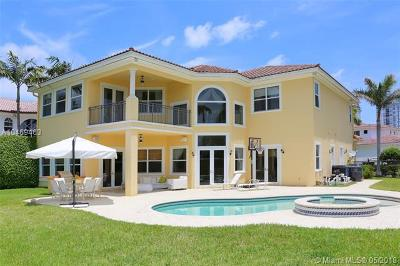 Three Islands 3rd Sec, Three Islands 3rd Section, Three Islands 3rd, Harbor Island, Harbor Islands Single Family Home For Sale: 850 Beacon Ct