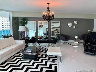 hollywood Condo For Sale: 2711 S Ocean Dr #705