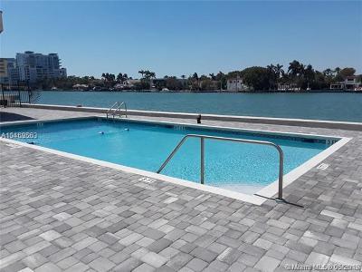 Miami Beach Condo For Sale: 6484 Indian Creek Dr #124