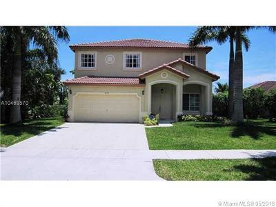 Cutler Bay Single Family Home For Sale: 8772 SW 212th Terr