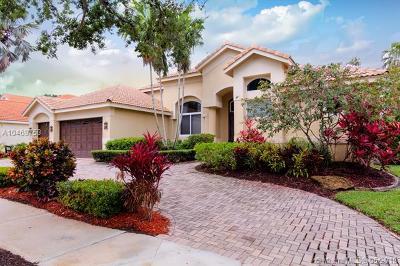 Weston Single Family Home For Sale: 3268 Huntington