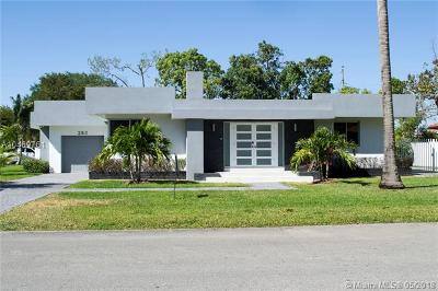 Miami Single Family Home For Sale: 283 NE 107th St