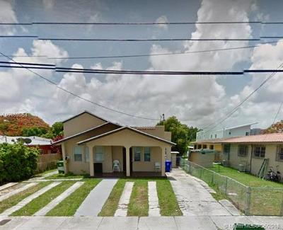 Miami Multi Family Home For Sale: 2820 SW 32nd Ct