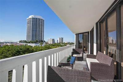 Aventura Condo For Sale: 3000 Island Blvd #803