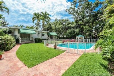 Hollywood Single Family Home For Sale: 922 Van Buren St