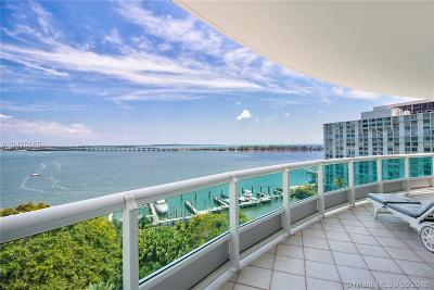 Santa Maria, Santa Maria At Brickell, Santamaria Estates Condo, Santa Maria Condo Condo For Sale: 1643 Brickell Ave #1201
