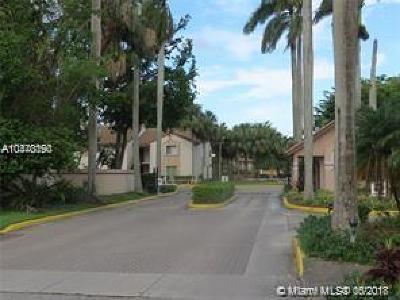 Miami Condo For Sale: 9556 SW 140th Ct #9556