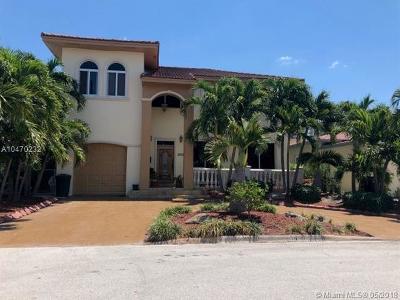 Surfside Single Family Home For Sale: 8911 Abbott Ave