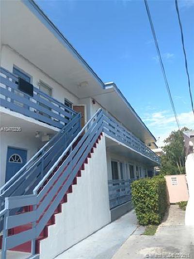 Miami Beach Condo For Sale: 7725 Carlyle Ave #11