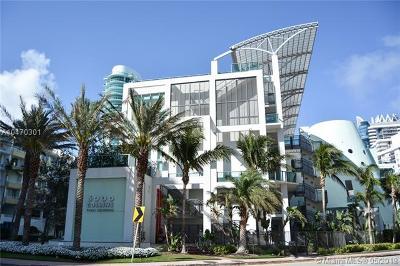 Miami Beach Condo For Sale: 6000 Collins Ave #323
