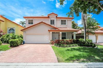 Doral Single Family Home For Sale: 10872 NW 58th Ter