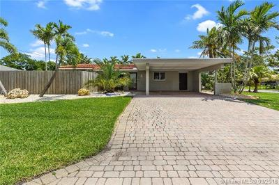 Oakland Park Single Family Home For Sale: 4370 NE 13th Ave
