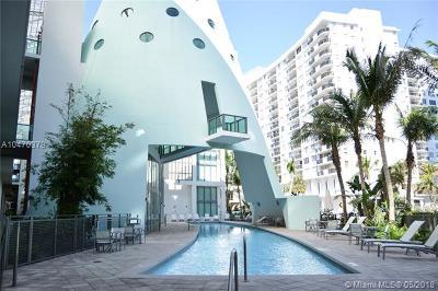Miami Beach Condo For Sale: 6000 Collins Ave #303