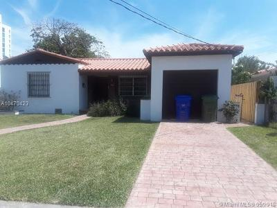 Miami Single Family Home For Sale: 1518 SW 21st St